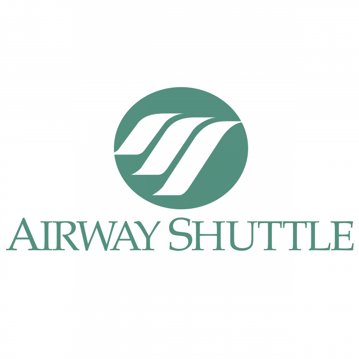 Airway Shuttle logo cercle
