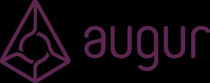 Augur logo violet