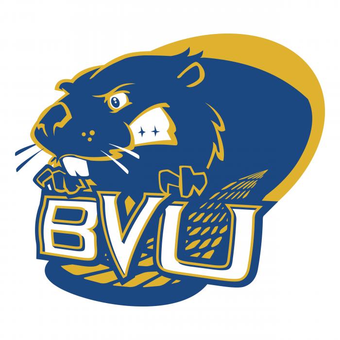 BVU Beavers logo bvu
