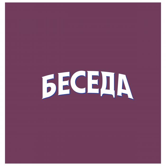 Beseda Tea logo violet