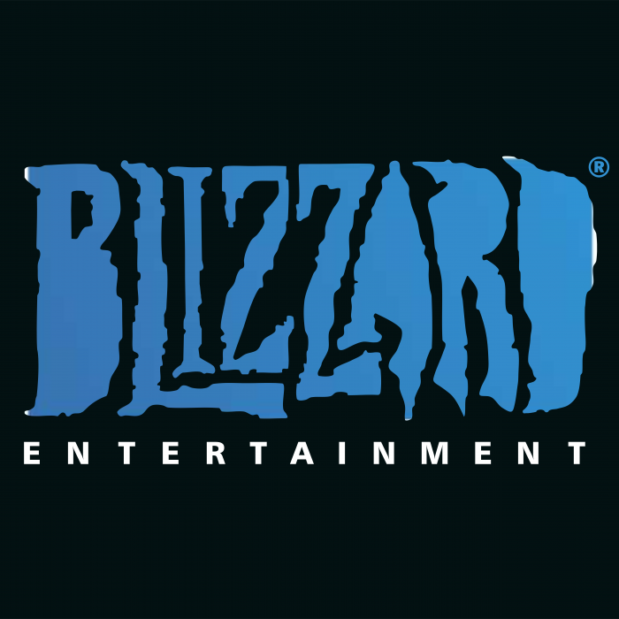 Blizzard Entertainment logo cube
