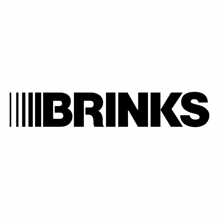 Brinks logo black