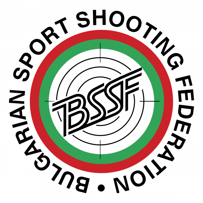 Bulgarian Sport Shooting Federation logo colour
