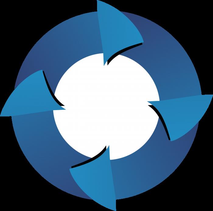 CNX logo blue