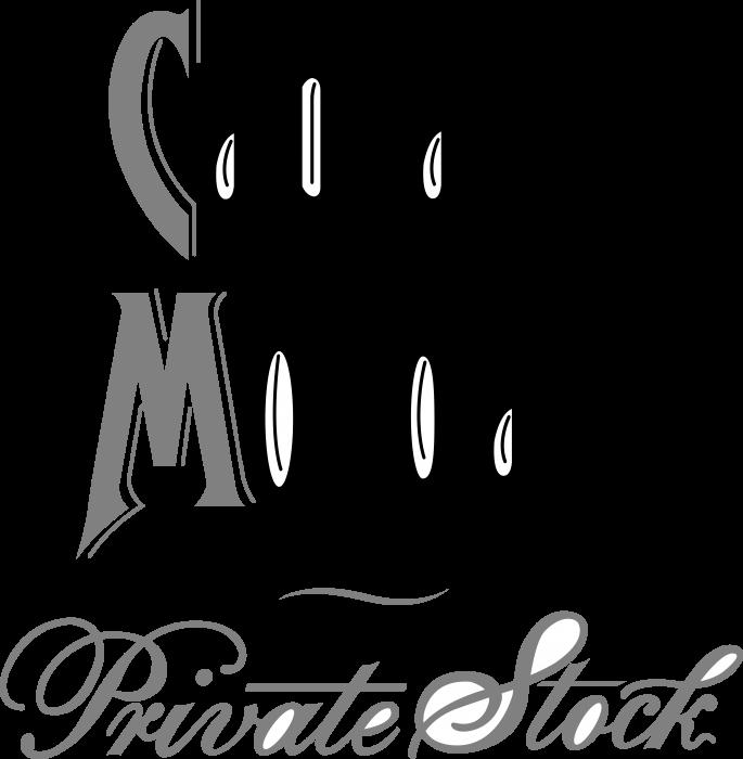 Capt Morgan logo grey
