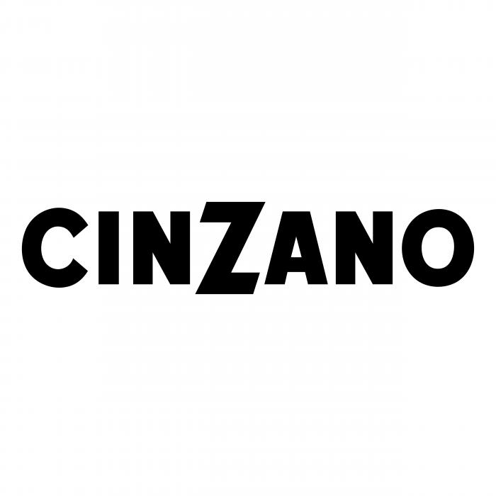 Cinzano logo black