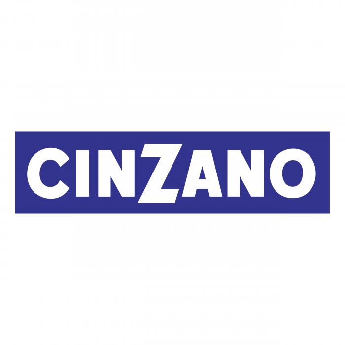 Cinzano logo blue