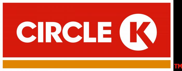 Circle K logo tm