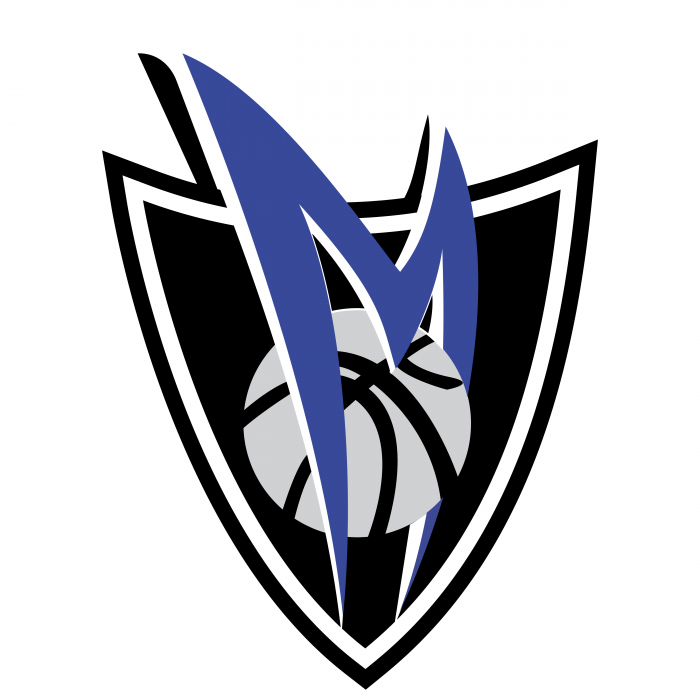 Dallas Mavericks logo M