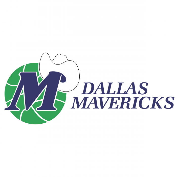 Dallas Mavericks logo brand