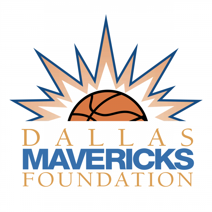Dallas Mavericks logo foundation