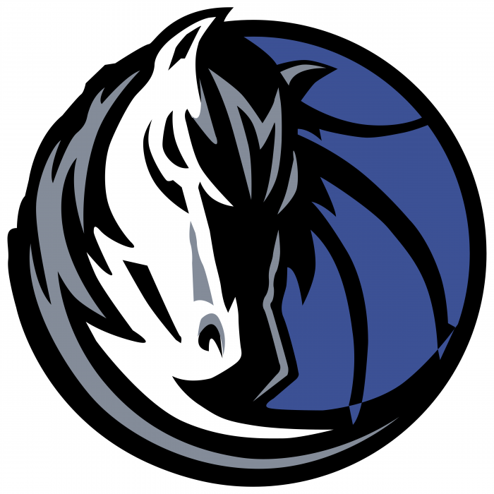 Dallas Mavericks logo horse