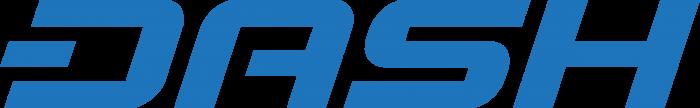 Dash logo coin