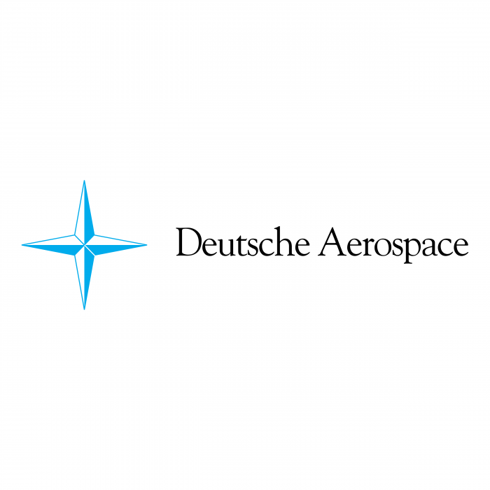 Deutsche Aerospace logo blue