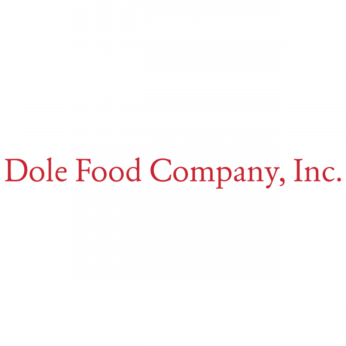Dole Food Company logo inc