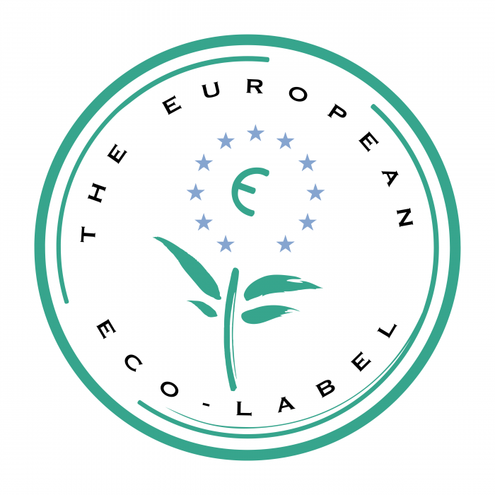 ECO logo label