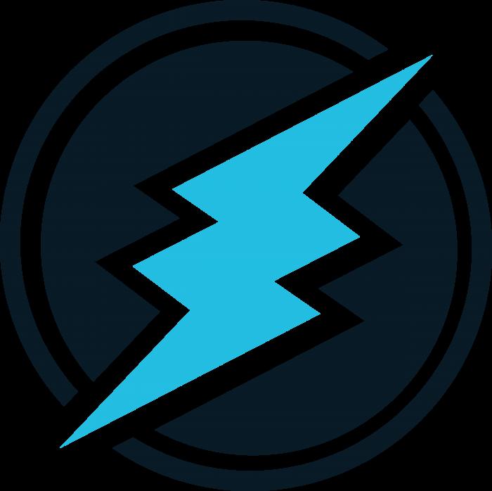Electroneum logo coin