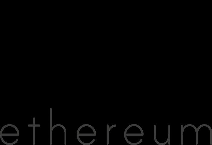 Ethereum logo coin