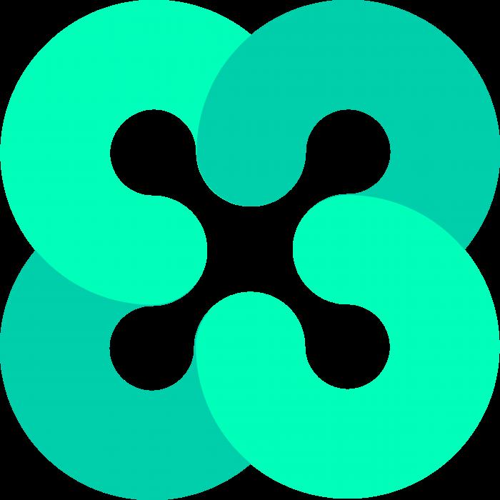 Ethos logo coin