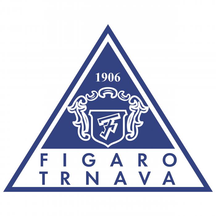 Figaro Trnava logo 1906