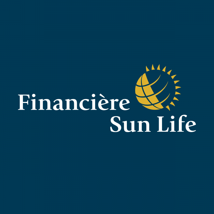 Financiere Sun Life logo blue
