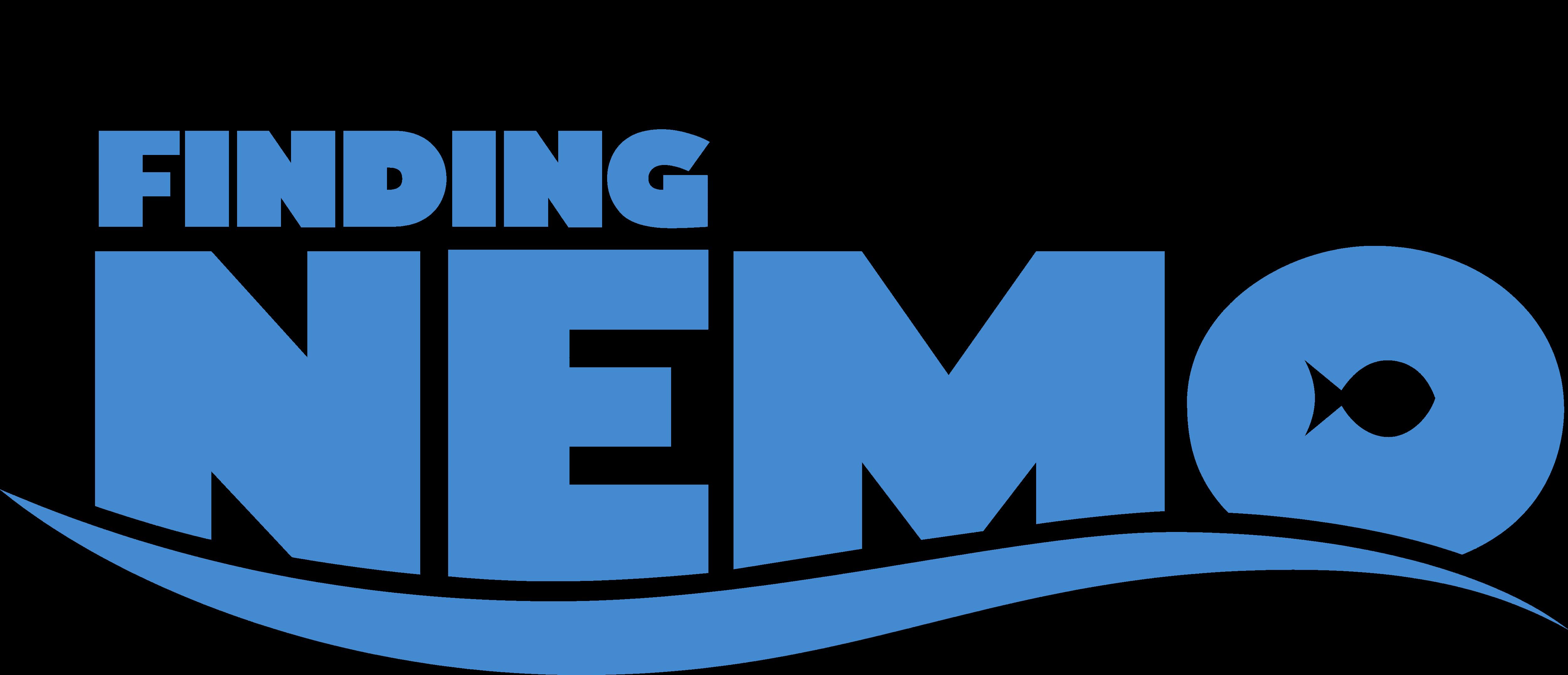 Finding Nemo – Logos Download
