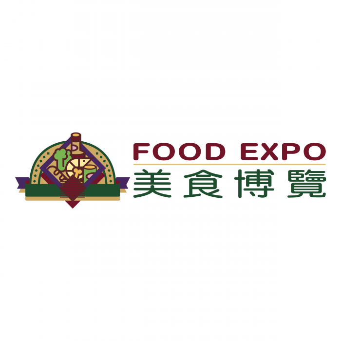 Food Expo logo colour