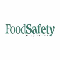 Food Safety logo magazine