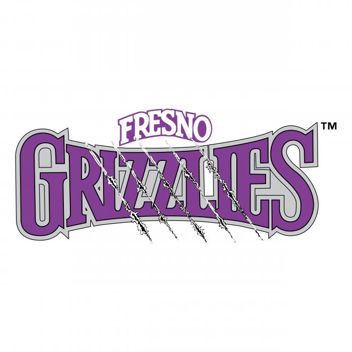Fresno Grizzlies logo grizzlies