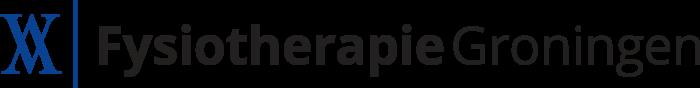 Fysiotherapie Groningen logo black