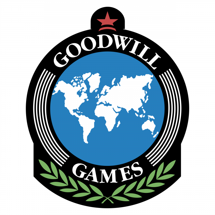 Goodwill Games logo curcle