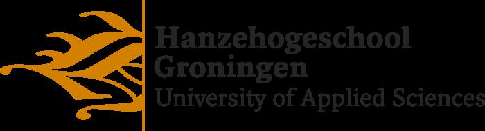 Hanzehogeschool logo gold