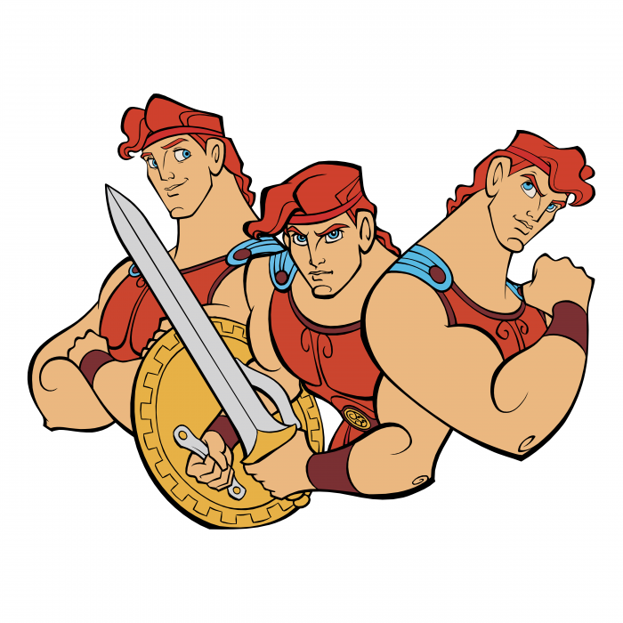 Hercules logo colour