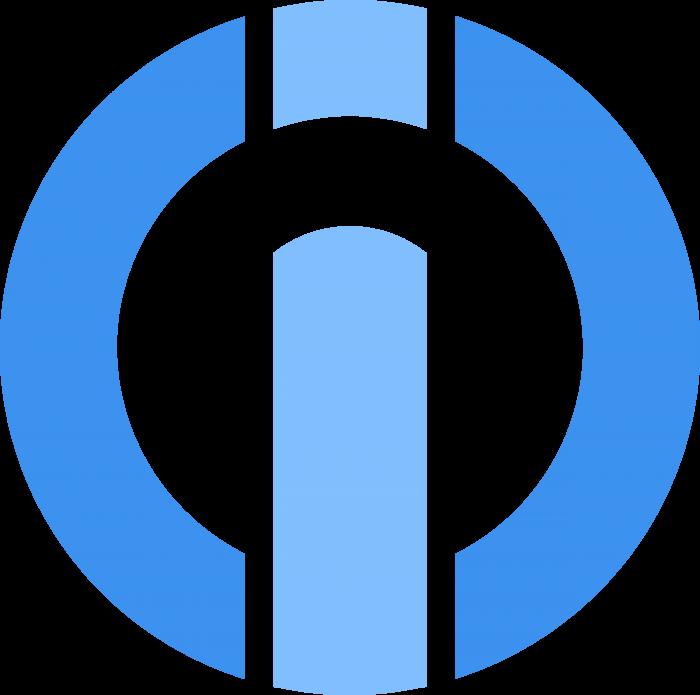 IOC logo blue