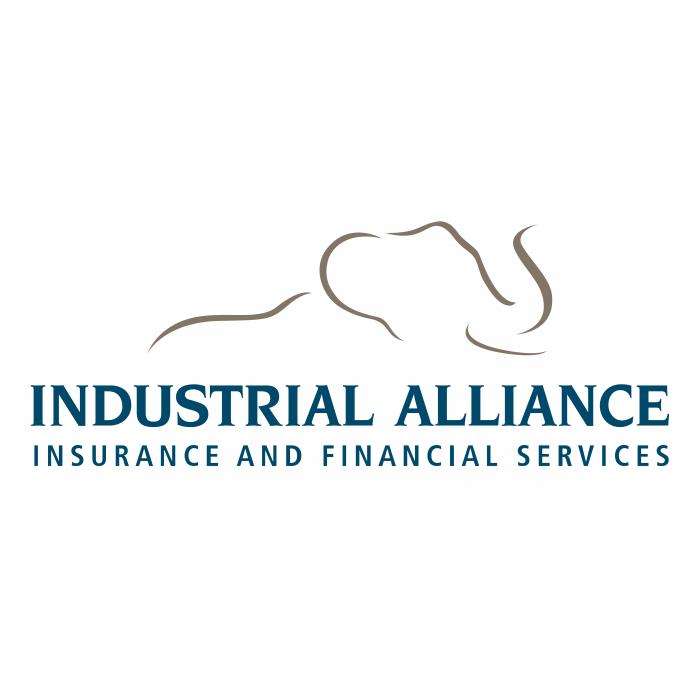 Industrial Alliance logo elephant