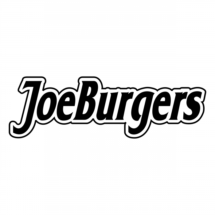 Joe Burgers logo black