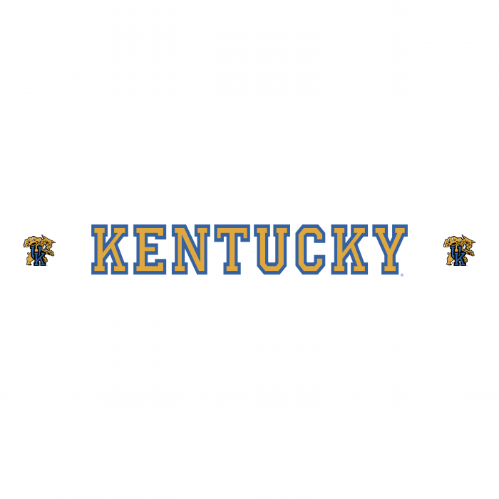 Kentucky Wildcats logo words