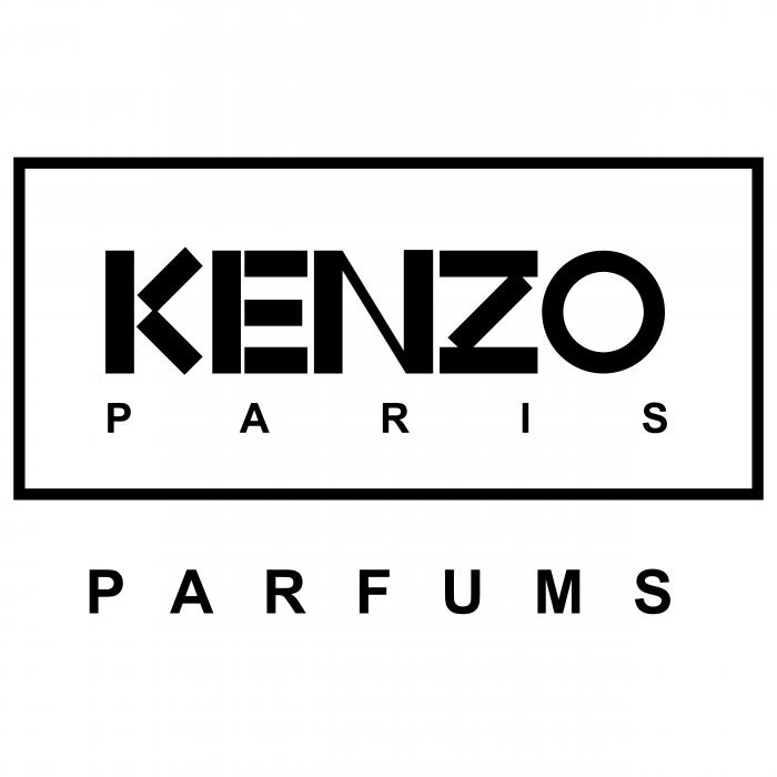Kenzo logo parfums