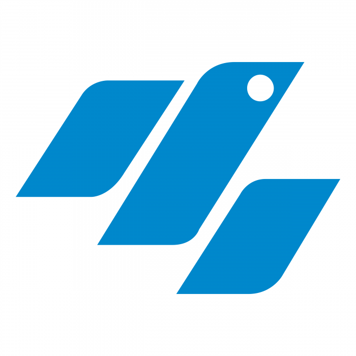 Kobayashi Pharmaceutical logo blue