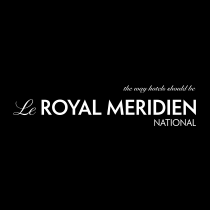 Le Royal Meridien logo cube