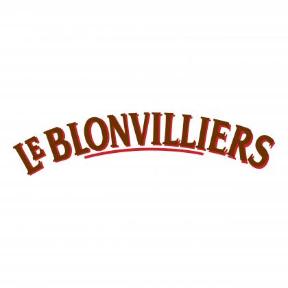 Le Blonvilliers logo words