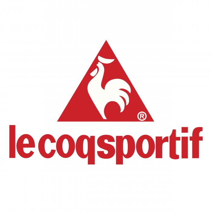 Le Coq Sportif logo red
