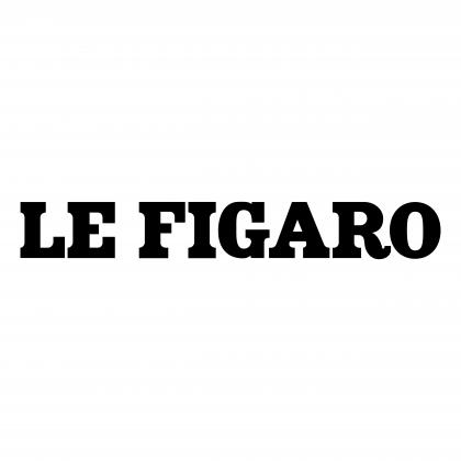 Le Figaro logo black