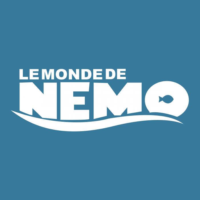 Le Monde de Nemo logo cube