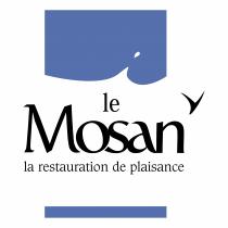 Le Mosan logo blue