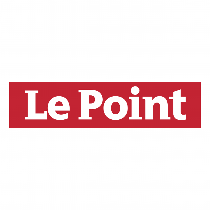 Le Point logo pink