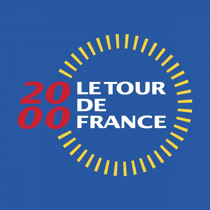 Le Tour de France logo 2000