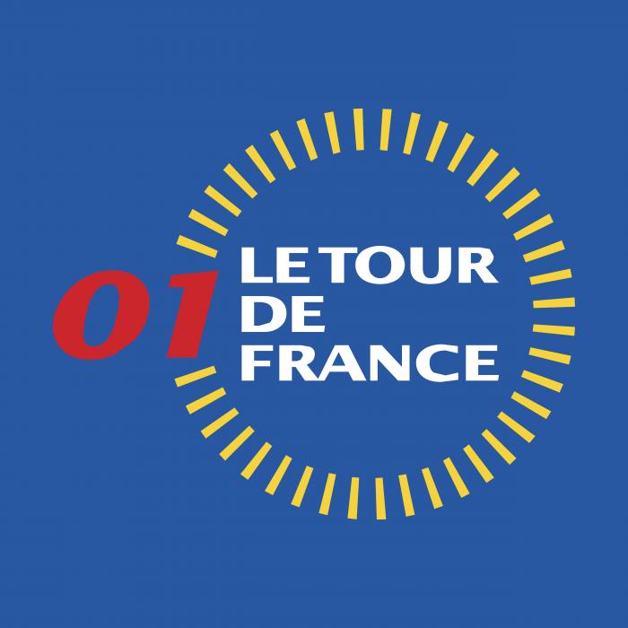 Le Tour de France logo 2001