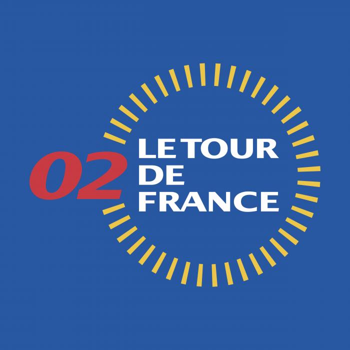 Le Tour de France logo 2002