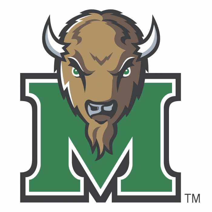 Marshall Herd logo green